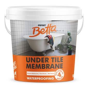 Gripset Betta Under Tile Waterproofing Membrane 1L