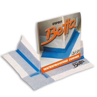 Gripset Betta Waterproofing Detailing External Corner 270 degree