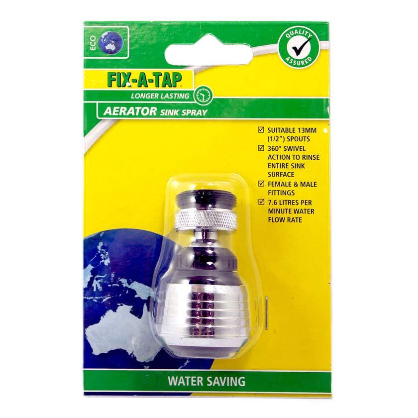 FIX-A-TAP Sink Spray Aerator 13mm