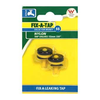 FIX-A-TAP Nylon Tap Valves 15mm