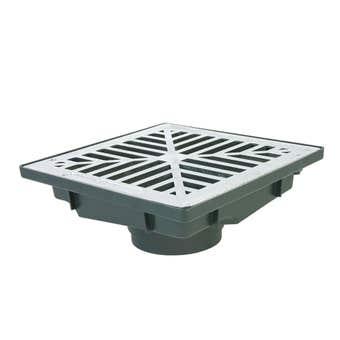Reln Uni-Pit Aluminium Grate Series 200