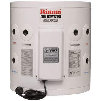 Rinnai Hotflo 25L 2.4kW Single Element Electric Hot Water System