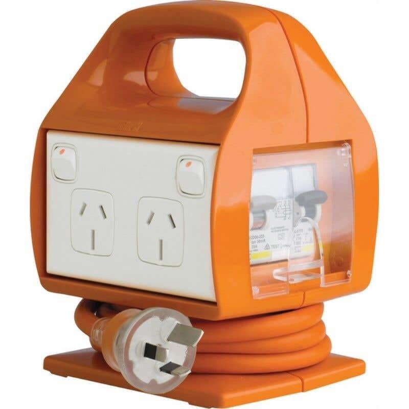 HPM 15A 4 Outlet Power Centre