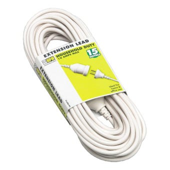 HPM Household Extension Lead 15m