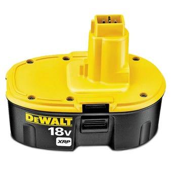 DeWALT 2.4Ah XRP 18V Ni-Cad Battery