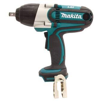 Makita 18V Impact Wrench Skin 12.7mm 440Nm