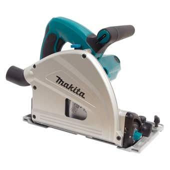 Makita 1300W Plunge Cut Circular Saw 165mm