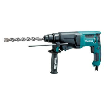 Makita 2 Mode Rotary Hammer Drill Driver 23mm