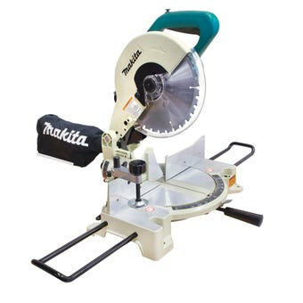Makita 1650W Compound Mitre Saw 255mm