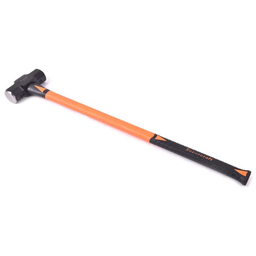 Supercraft Sledge Hammer Fibreglass Handle 3.6kg