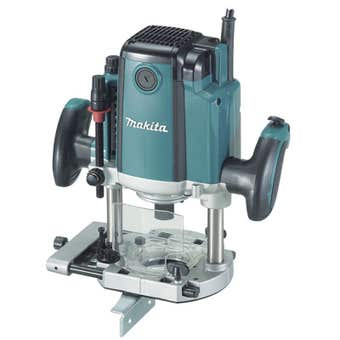 Makita 1850W Plunge Router 12.7mm