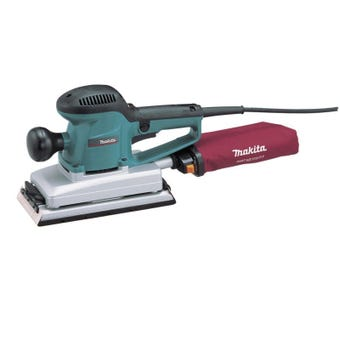 Makita 330W 1/2 Sheet Orbital Sander 2.6mm