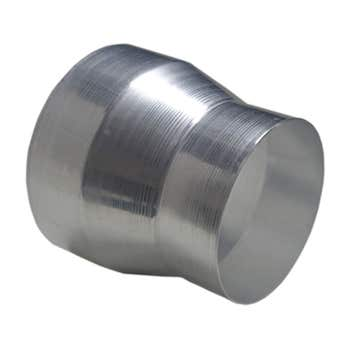 Deflecto Galvinsied Duct Increaser 100 - 125mm