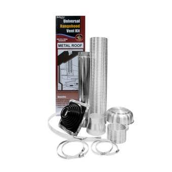 Deflect-O Universal Range Hood Vent Kit