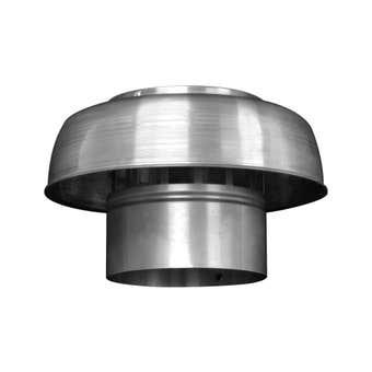 Deflecto Roof Mushroom Cowl 150mm
