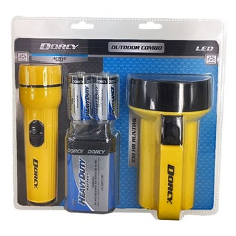 Dorcy Torch Outdoor Combo - 2 Pack