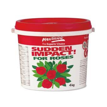 Neutrog Sudden Impact for Roses 4kg