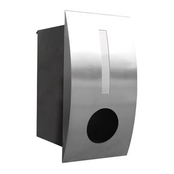 Sandleford Endeavour Stainless Steel Letterbox