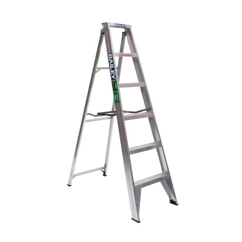 Bailey Trade Single Sided Ladder 1.8m 150kg Industrial