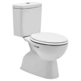 Marbletrend Milano Close Coupled Toilet Suite - S Trap
