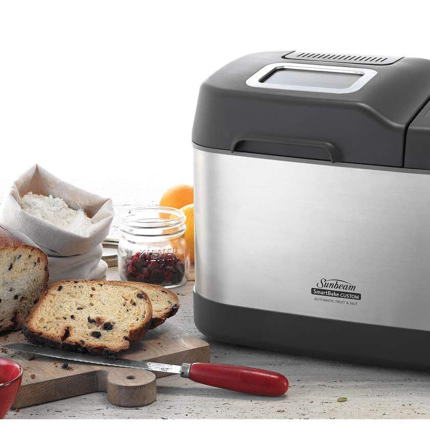 Sunbeam SmartBake® Custom 1.25kg Bread Maker