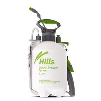 Hills 5L Garden Pressure Sprayer
