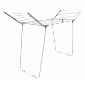 Hills 2 Wing Expanding Clothes Airer