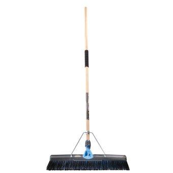 Oates Titanium Broom Extra Stiff 600mm
