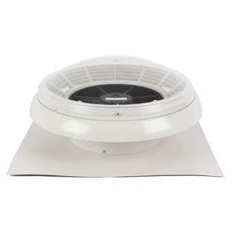 Bradford Airomatic Smart Roof Ventilator Surfmist