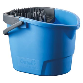 Oates Cone Wringer Ezy Squeeze Bucket 12L