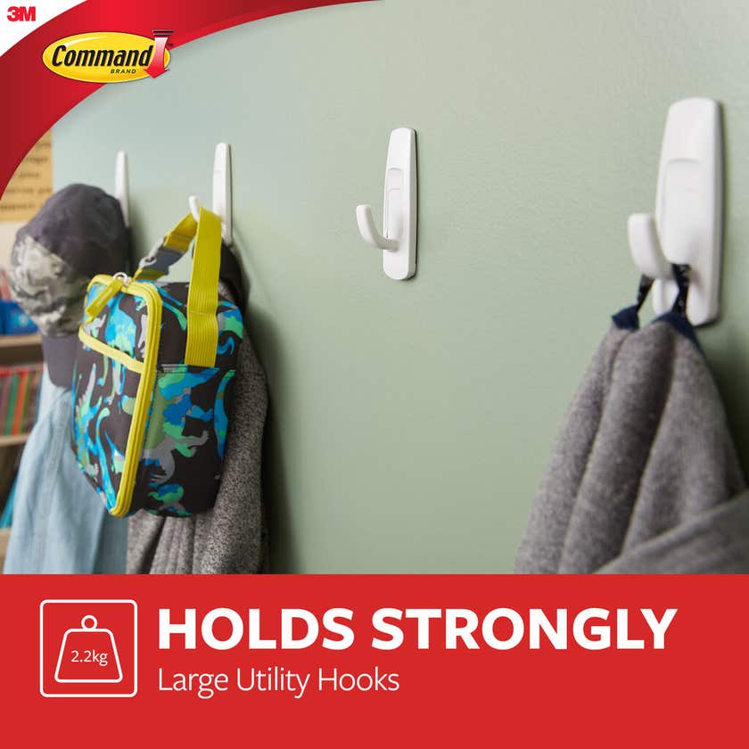 Command Large Hook - 1 Pack