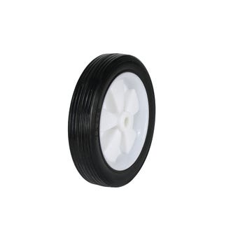 Cold Steel Plastic Wheel with White Centre 180mm