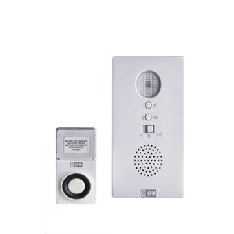 HPM Illuminated Wireless Door Chime