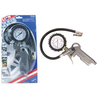 Lion Tyre Inflator Gun with Dial