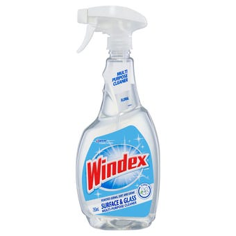 Windex Surface & Glass Multi-Purpose Cleaner Floral 750ml