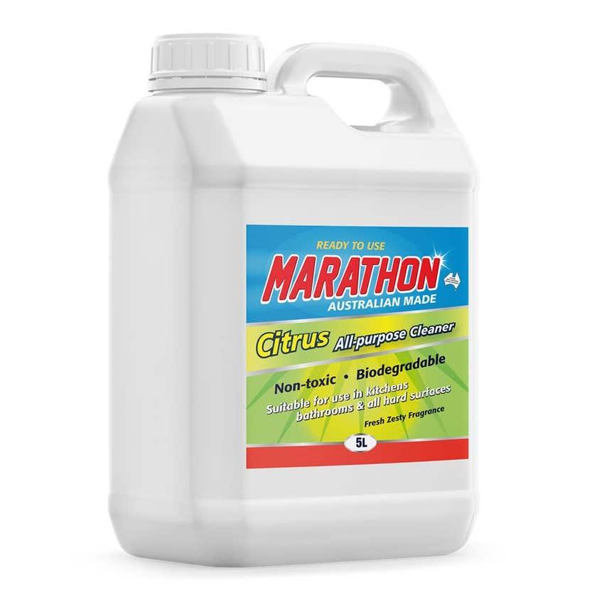 Marathon All-Purpose Cleaner Citrus 5L