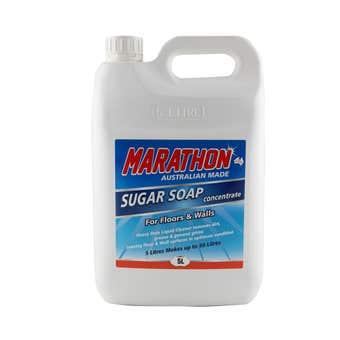 Marathon Sugar Soap 5L