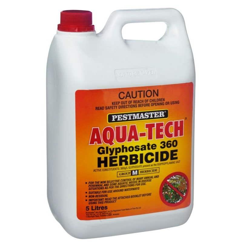 Pestmaster Herbicide Glyphosaste 360 Concentrate 5L