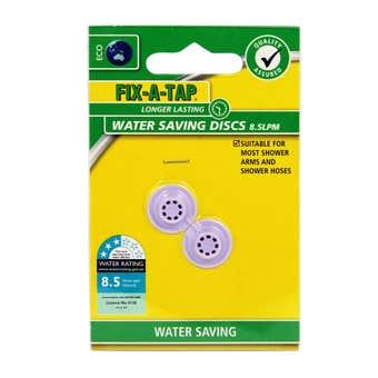 FIX-A-TAP Water Saving Discs 8.5LPM 13mm