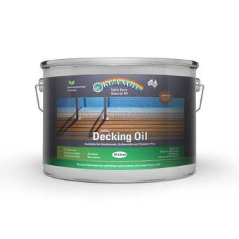 Organoil Decking Oil Jarrah 10L