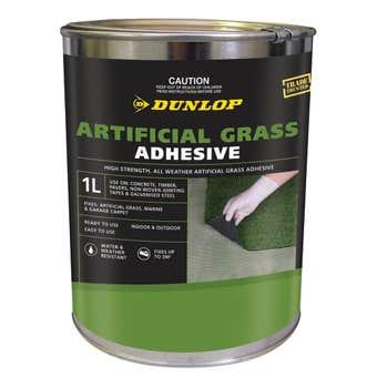 Dunlop Artificial Grass Adhesive 1L