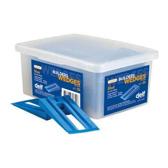 Delf Builder Wedge Blue 10mm