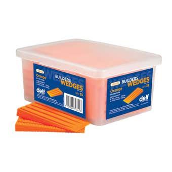 Delf Builder Wedge Orange 10mm