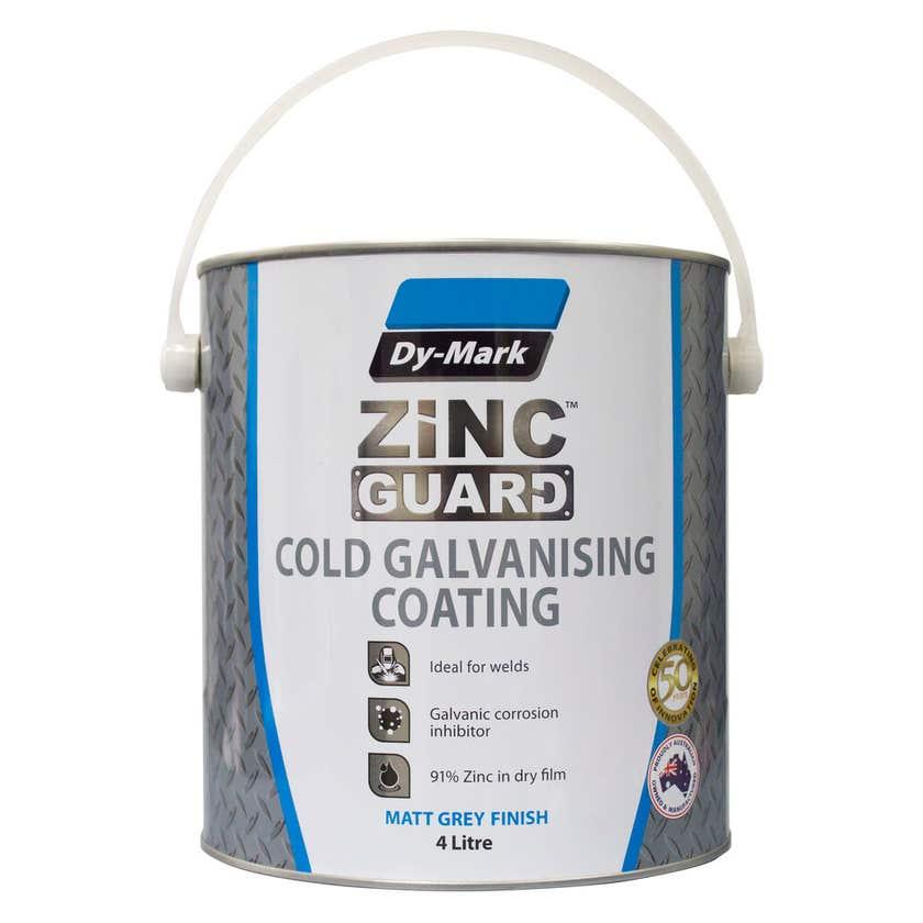 Dy-Mark Zinc Guard Cold Galvanising Coating