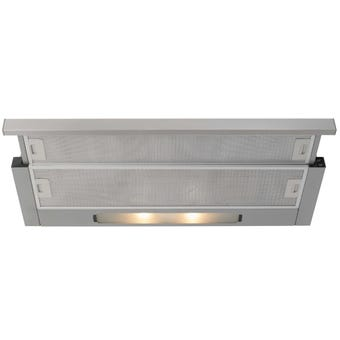 Technika Slideout Rangehood Airflow 250m3/hr 900mm