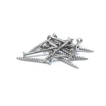 Zenith Decking Screws T17 Square Drive Stainless Steel 10G x 50mm - 500 Pack