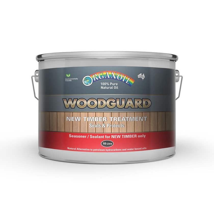 Organoil Woodguard 10L