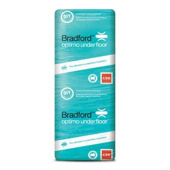 Bradford Optimo Underfloor Insulation R2.5 1160 x 415 x 90mm - 8 Piece