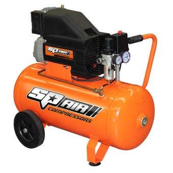 SP Air Direct Drive Compressor 2.5HP 50L