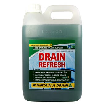 BOSTON Drain Refresh Eco Enzyme Drain Cleaner 5L